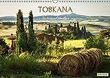 Toskana ? Seelenlandschaften (Wandkalender 2018 DIN A3 quer): Landschaftsbilder der Toskana (Monatskalender, 14 Seiten ) (CALVENDO Natur) - Heiko Gerlicher