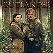 Outlander 2020 Mini Wall Calendar