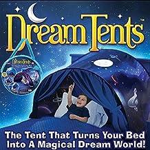 Tienda para cama Sueño Dream Tents Children Play Cama Tienda Fantasy House (Aventura Espacial)