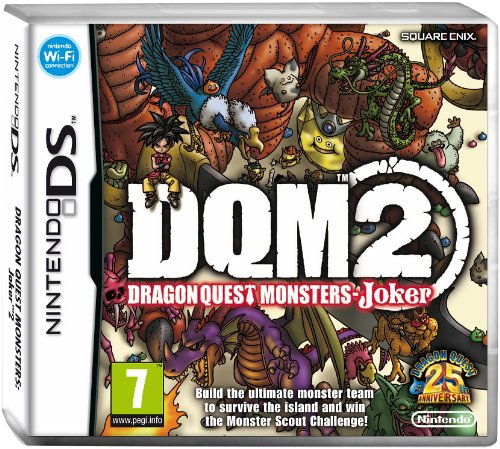 [UK-Import]Dragon Quest Monsters Joker 2 Game DS (Quest 2-dragon Playstation)