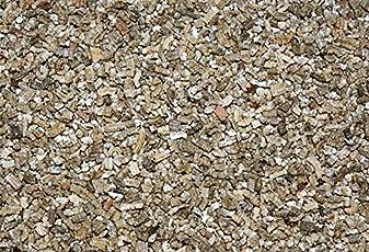 5 Liter Vermiculite, Vermiculit mittlere Körnung 3-6mm Brutsubstrat für Reptilieneier Inkubator 5L