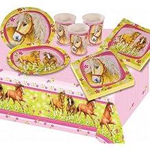 Riethmüller 551335 Set Cavalli, Taglia Unica, 19 pezzi