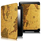 Fintie Kindle Paperwhite Case - [Blade X1] Premium Protective Smart Shell Leather Cover