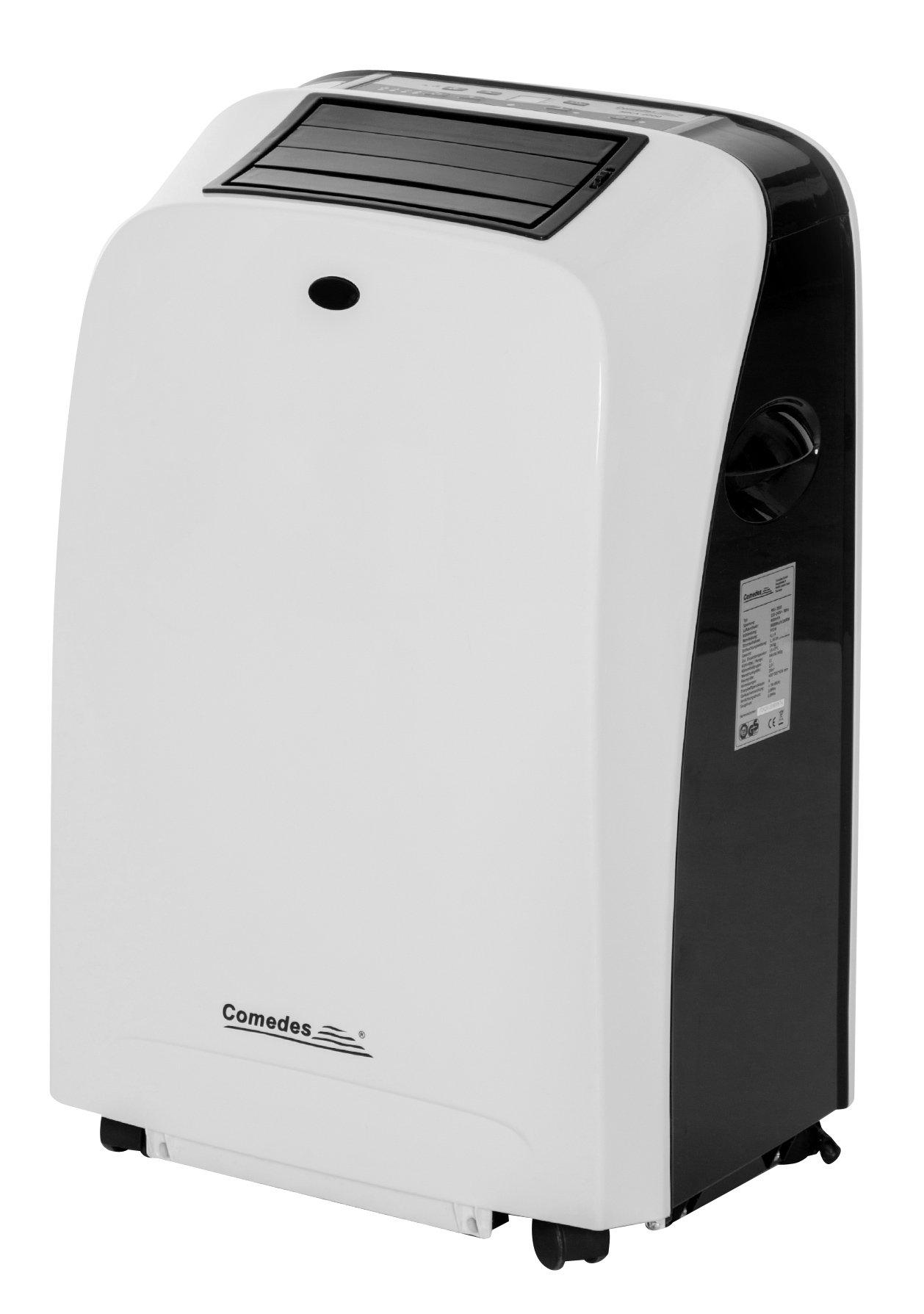Comedes MKA 2000 - Impianto di climatizzazione mobile
