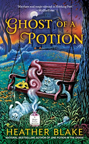 Magic Potion Mystery, Band 3) ()