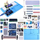 Kit para Arduino, UNIROI Kit de Iniciación para Arduino Completo con Tutorial para Principantes a Aprender Programación (UA005)