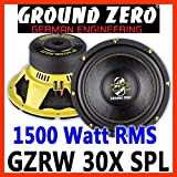Ground Zero GZRW 30XSPL-D2