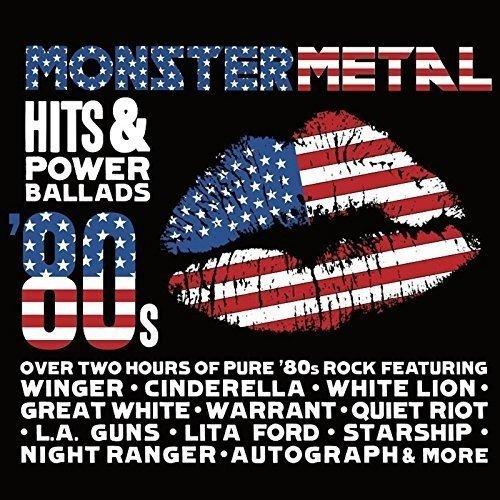 Monster Metal Hits & Power Ballads