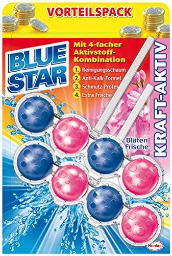 Blue Star Kraft-Aktiv Blüten Frische Duopack, WC-Einhänger - 2 St.