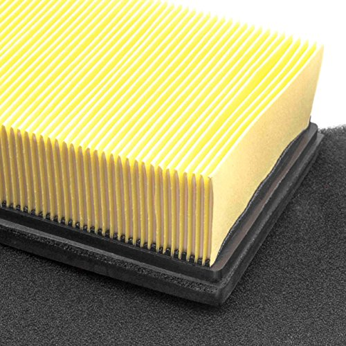 vhbw Luft-Filter für Scheuersaugmaschine, Kehrmaschine wie Tennant 1016246