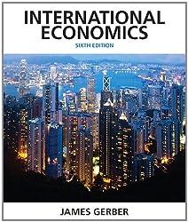International Economics (Pearson Economics)