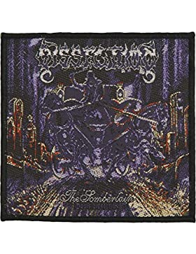 Diss Collection parche The Somber Lain Patch tejida 10x 10cm