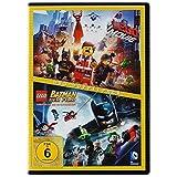"""DVD Doppelpack Lego: """"The Lego Movie"""" & """"Lego Batman der Film - Vereinigung der DC-Superhelden"""""""