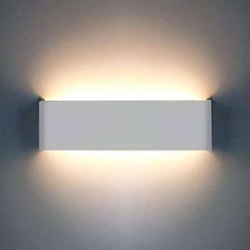 Led Indoor Wall Lamps Strong-Willed Modern Led Wall Light Aluminum Sconces Wave Shape Ceiling Wall Spotlight For Hall Bedroom Corridor Restroom Bathroom Lights & Lighting