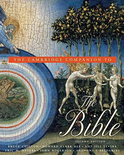 [(The Cambridge Companion to the Bible)] [Edited by Bruce D. Chilton ] published on (November, 2007)