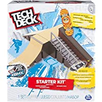 Tech deck - Starter kit (Bizak 61929862)