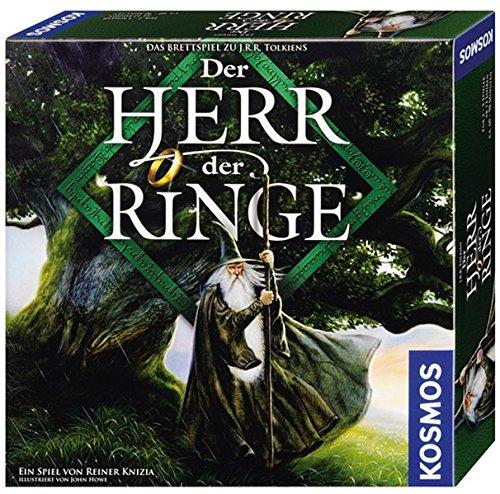 Preisvergleich Produktbild Kosmos 692063 - Der Herr der Ringe, Brettspiel