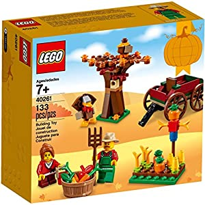 LEGO- Raccolto di Halloween, 40261 5702015868464 LEGO