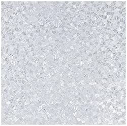 Adorn-It 12 Sheets Crystalline Textured Acrylic Sheets Cross Hatch, 12 x 12