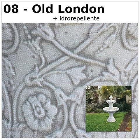 Gartenbrunnen Rapallo CM88X 88X 140H in verschiedenen Farben CM88X88X140H OLD