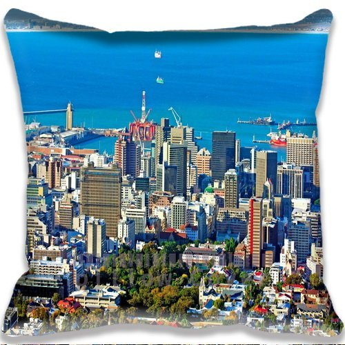 Personalized Home Decorative Throw Pillow case/Copricuscini e federe with Hidden