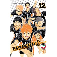 HAIKYU! Les as du volley Vol. 12