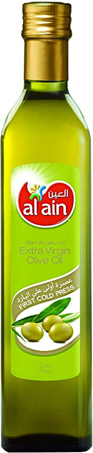 Al Ain Extra Virgin Olive Oil - 750 ml