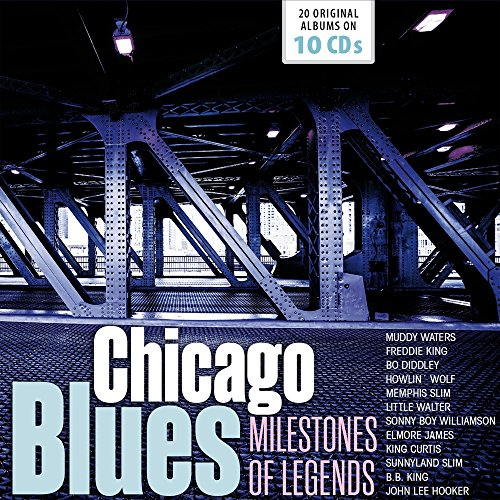 Chicago Blues - Milestones of Legends