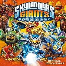 Official Skylanders 2013 Calendar