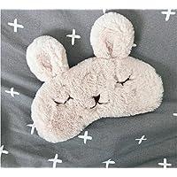PRIMI Cute Lovely Kaninchen verstellbar Schlafen Augenbinde Augenmaske (hellbraun) preisvergleich bei billige-tabletten.eu