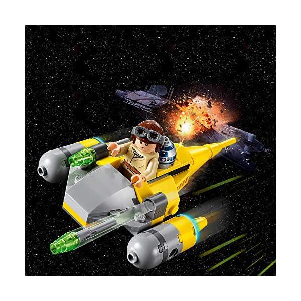 LEGO Star Wars - Microfighter Naboo Starfighter, 75223 3 spesavip