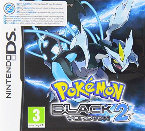 [UK-Import]Pokemon Black Version 2 Game DS