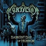 Mortician: Darkest Day of Horror [Vinyl LP] (Vinyl)