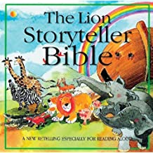By Bob Hartman The Lion Storyteller Bible (Read-aloud) (New edition)