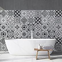 Amazon Fr Carrelage Adhesif Mural