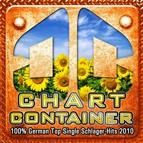 Chart Container - 100 % German Top Single Schlager-Hits 2010 (Only Legal Music Download For Better Mp3 Charts)