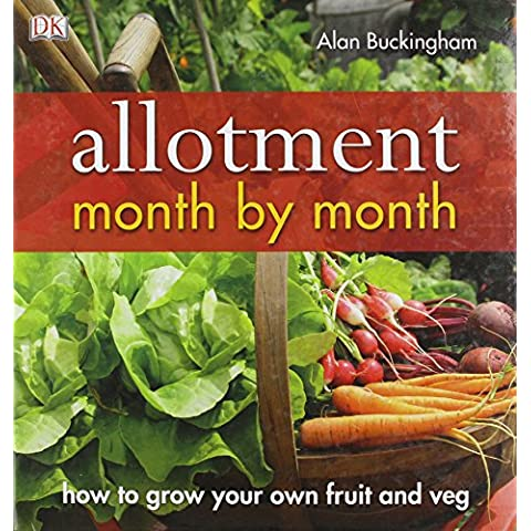Allotment Month By Month [Unknown Binding]