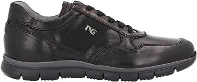 Nero Giardini Sneakers Nero Scarpe Uomo 1210 DryGo A901210U