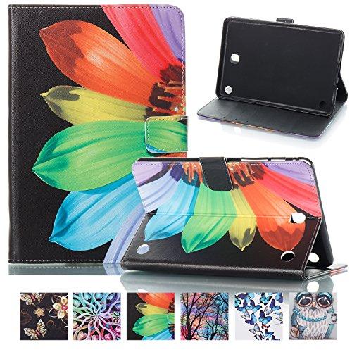 Galaxy Tab A 8.0Fall, uucovers Magnetverschluss schmalem