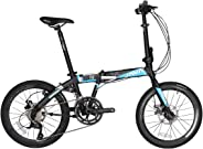JAVA TT 451 foldingbike folded bicycle aluminum cycle 18 speed