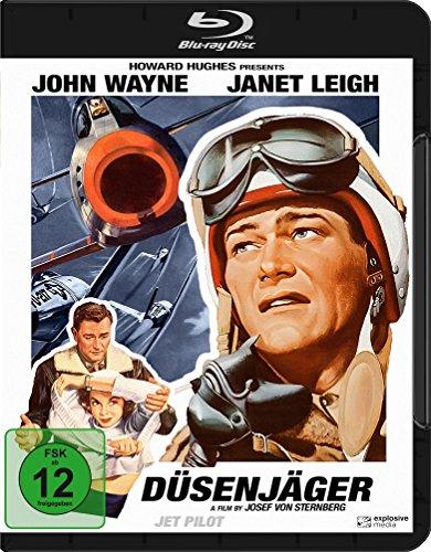 Jet Pilot - Düsenjäger [Blu-ray]