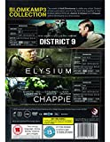 Chappie / District 9 / Elysium - Se...