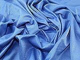 Erhöhte Muster Stretch Pique passend Kleid Stoff