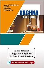 Legal Aid, Public Interest Litigation & Para Legal Services