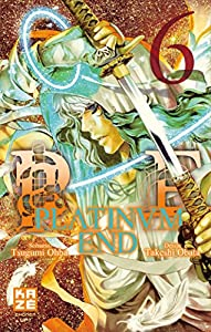 Platinum End Edition simple Tome 6