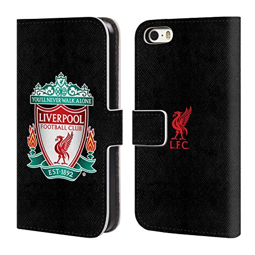 official-liverpool-football-club-black-1-crest-1-leather-book-wallet-case-cover-for-apple-iphone-5-5