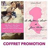 COFFRET 2 ROMANCES : Lady Rose & Miss Darcy, deux coeurs à prendre... + Le Mystérieux Secret de Jane Austen: Inspiré de l'oeuvre Orgueil & Préjugés -  Inspiré de la vie de Jane Austen (French Edition)