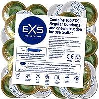 EXS Gold Medal - 100 Kondome mit Sieger-Design, Kondome für den Champion im Bett, Geschenkidee, Kondomvorrat,... preisvergleich bei billige-tabletten.eu