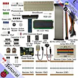 Freenove Super Starter Kit for Raspberry Pi | Beginner Learning | Model 3B, 2B, B+ | Python, C, Java, Processing | 38 Projects, 257 Pages Detailed Tutorials