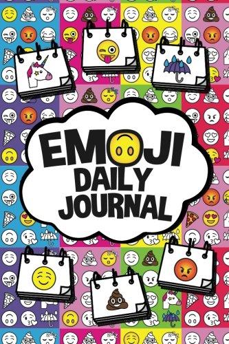 Pdf Download Emoji Daily Journal A Fun Emoji Coloring And